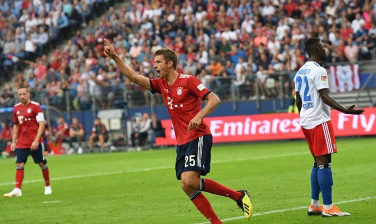 Μπάγερν Μονάχου – Αμβούργο 4-1 (vids) | to10.gr
