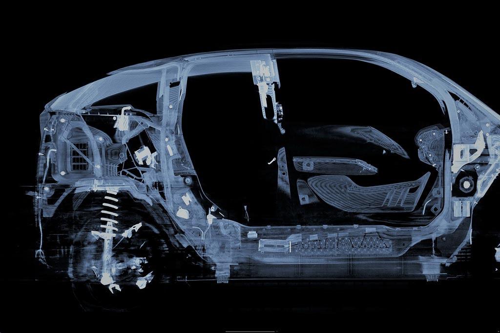Χρήση ακτίνων Χ από την BMW | to10.gr