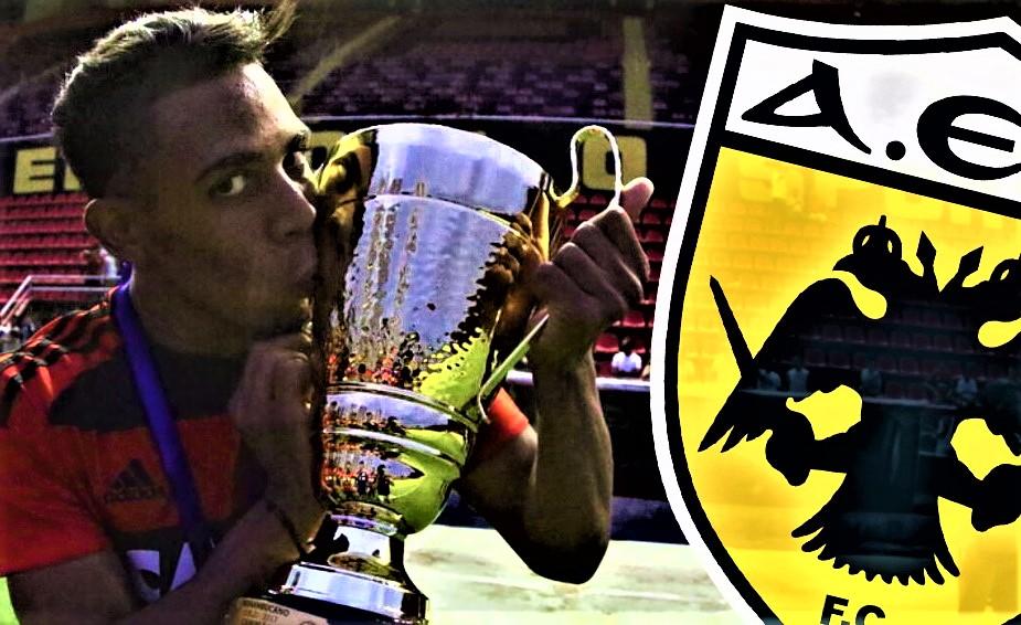Οριστικά παίκτης της ΑΕΚ ο Πέντρο Βίτορ! (pics) | to10.gr