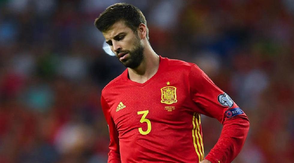 Ο Πικέ ανακοίνωσε την απόσυρσή του από την εθνική Ισπανίας | to10.gr