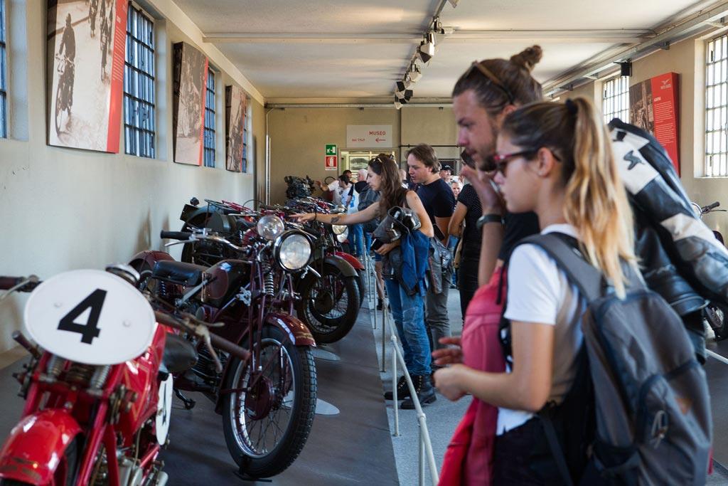 Ολοκληρώθηκε με επιτυχία το Moto Guzzi Open House 2018 | to10.gr
