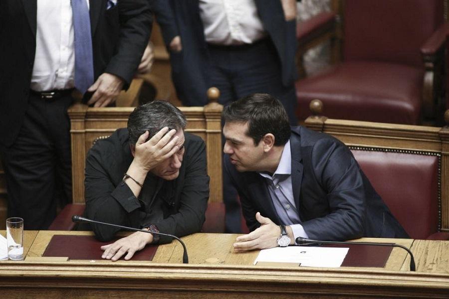 Ο Ευκλείδης έβγαλε… τη γραβάτα του Αλέξη και πρόδωσε το fake news του ΑΠΕ | to10.gr