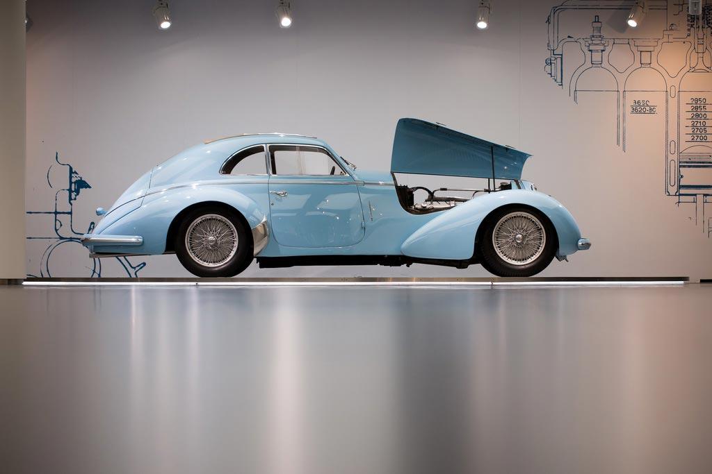 Alfa Romeo Open Bonnets | to10.gr