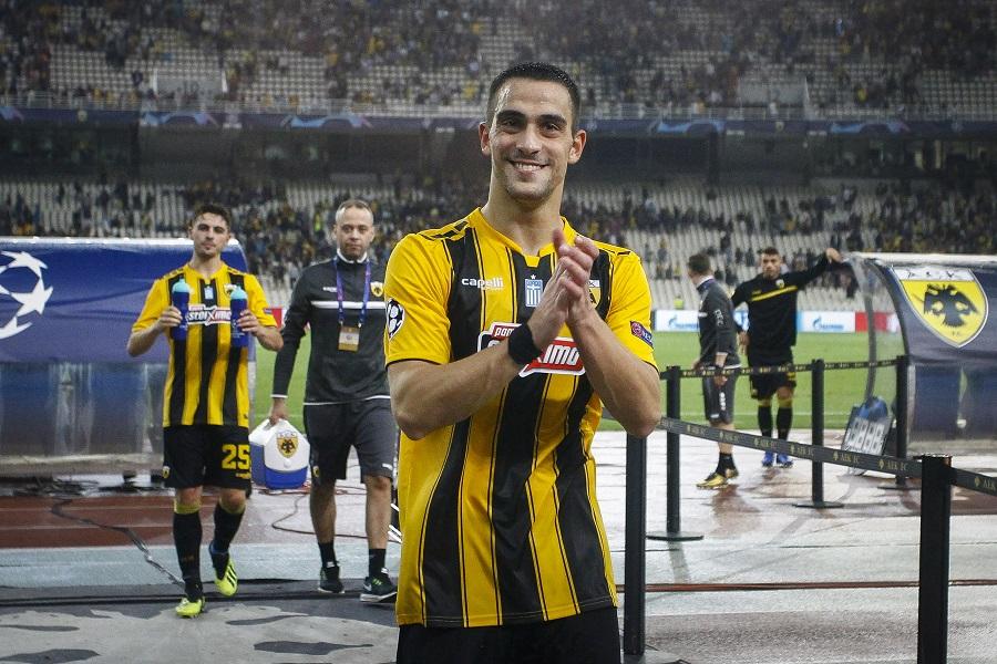 Λαμπρόπουλος : «Όταν είσαι πρωταθλητής, πρέπει να συνηθίσεις στην πίεση» (pic) | to10.gr