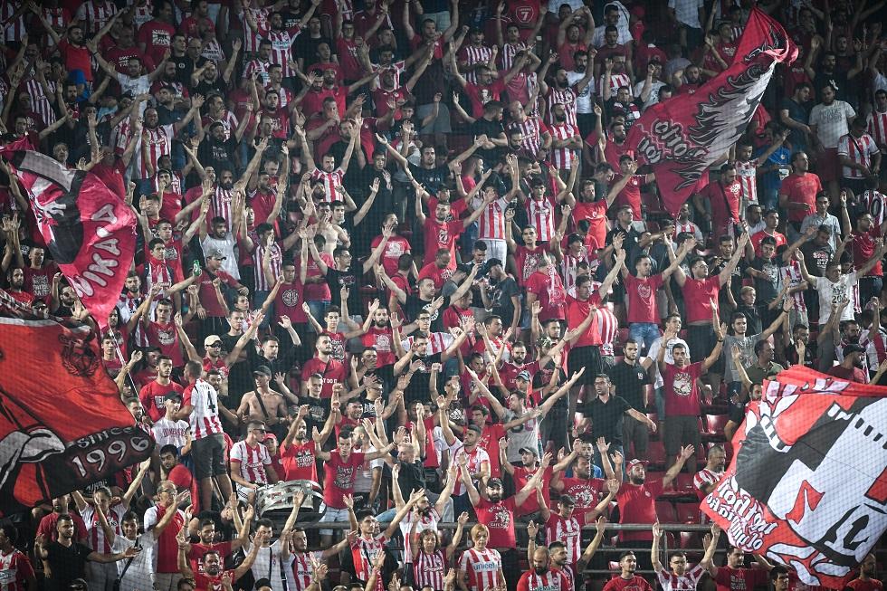 Ολυμπιακός: Τεράστια ζήτηση για τα εισιτήρια με Αστέρα και Μπέτις | to10.gr