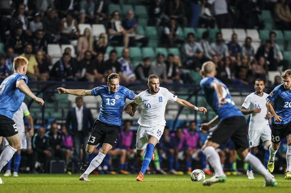 Nations League: Τα αποτελέσματα και οι σκόρερ της 1ης αγωνιστικής | to10.gr