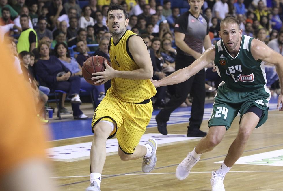 Ξανθόπουλος : «Βρισκόμαστε σε περίοδο προετοιμασίας, αλλά τα δείγματα είναι καλά» | to10.gr