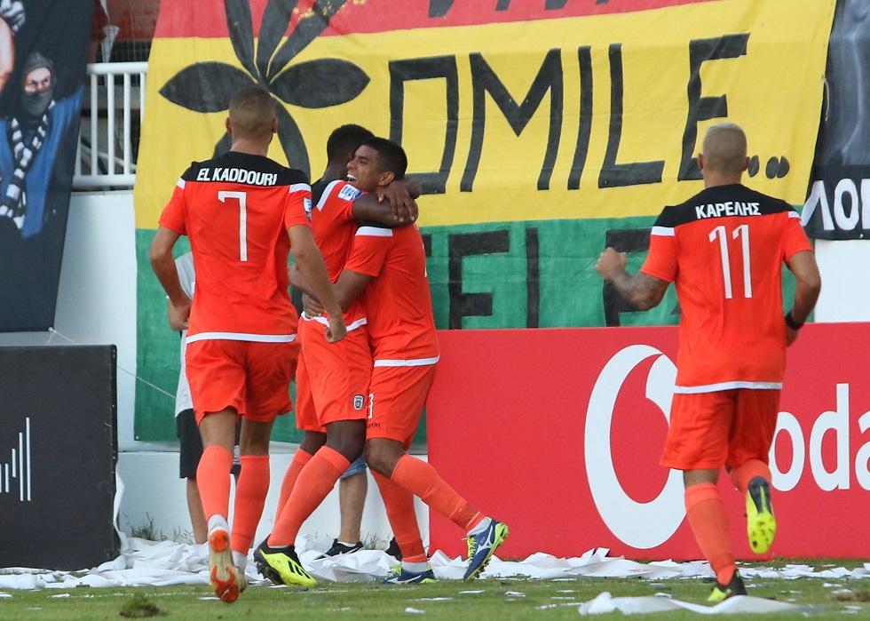 Νέα ασίστ ο Μπίσεσβαρ, γκολ ο Ζαμπά και 3-1 ο ΠΑΟΚ (vids) | to10.gr