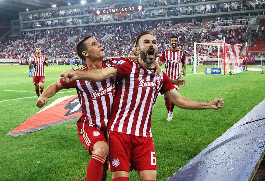 Ολυμπιακός – Αστέρας Τρίπολης : Έτσι ήρθε η σπουδαία νίκη για τους ερυθρόλευκους! (vid) | to10.gr
