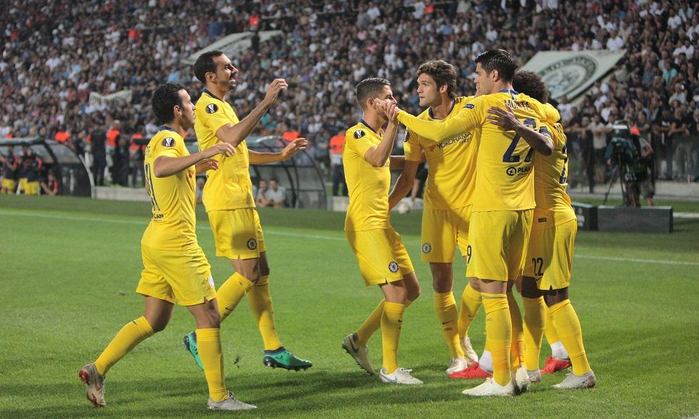 ΠΑΟΚ – Τσέλσι 0-1 | to10.gr