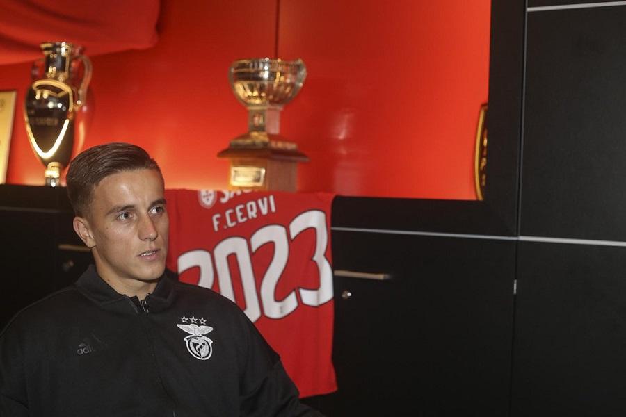 Ανανέωσε ο Σέρβι με την Μπενφίκα | to10.gr