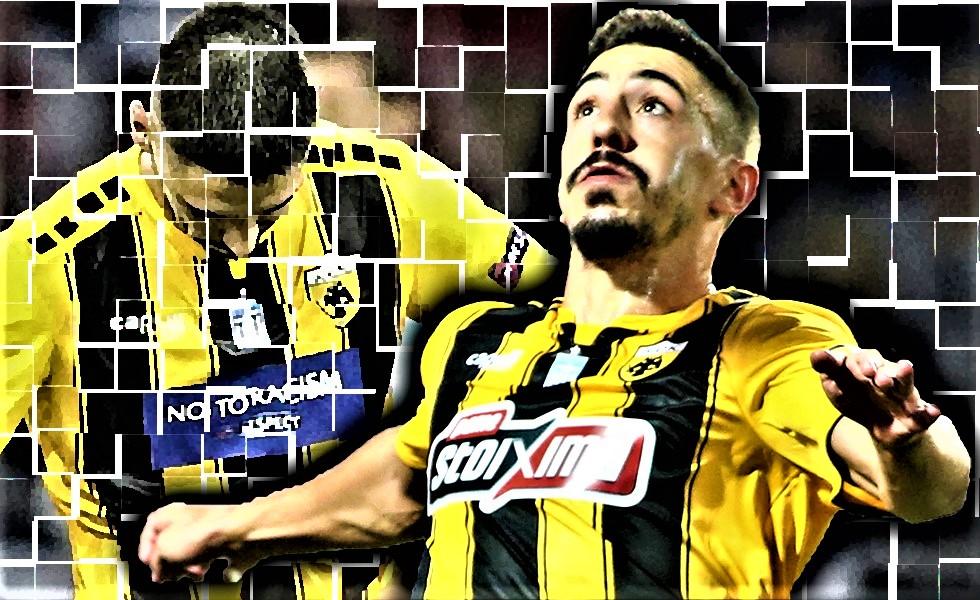 Τι φοβάται η ΑΕΚ με τον Σιμόες | to10.gr