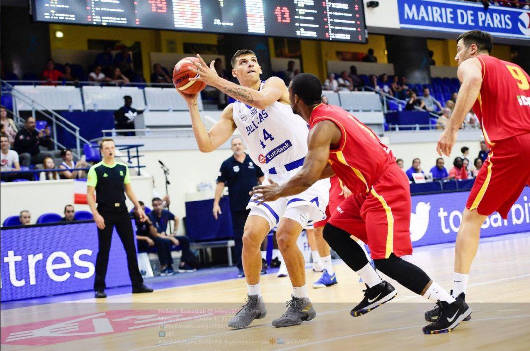 Μαυροβούνιο – Ελλάδα 76-87   to10.gr