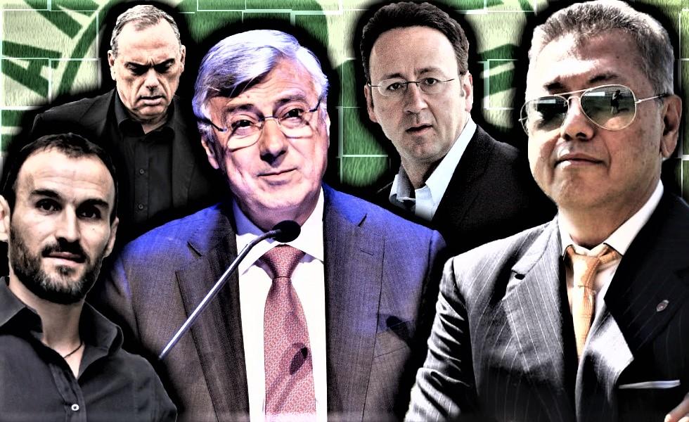 Αυτό είναι το οργανόγραμμα του Παϊρότζ: Ο τραπεζίτης πρόεδρος, ο Πιλάβιος και οι ρόλοι Γκραντ, Νταμπίζα   to10.gr