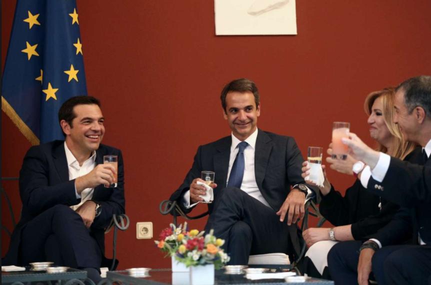 ΣΥΡΙΖΑ και ΝΔ «μνηστήρες» της Κεντροαριστεράς | to10.gr