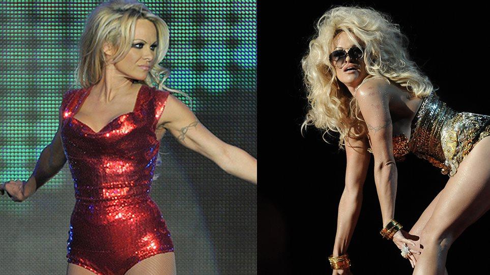 Ελεύθερη κι ωραία η Pamela Anderson: Χώρισε τον Ραμί και… το έριξε στον χορό! (pics) | to10.gr