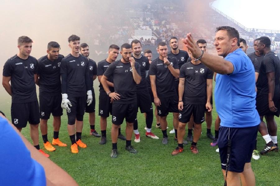Η αποστολή του ΟΦΗ για το ματς με τον ΠΑΟΚ | to10.gr