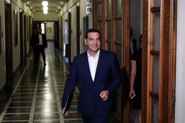 Τα συγχαρητήρια του πρωθυπουργού στην Εθνική (pic) | to10.gr