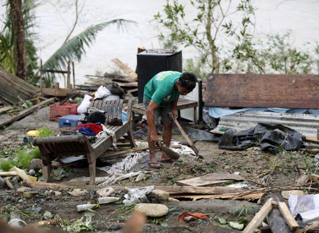 Φιλιππίνες: Στους 59 οι νεκροί από τον υπερτυφώνα Μανγκούτ | to10.gr
