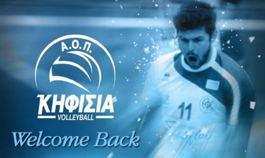 Επέστρεψε στην Κηφισιά ο Ρουμελιωτάκης | to10.gr