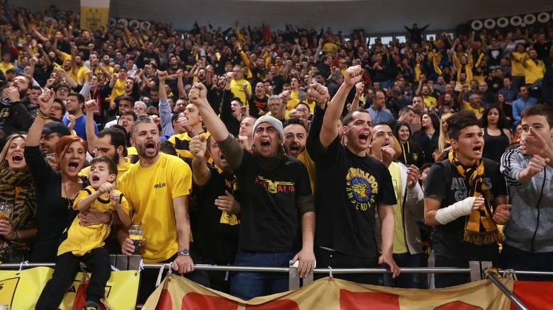 ΑΕΚ: Στα 1.810 τα εισιτήρια διαρκείας στο μπάσκετ   to10.gr