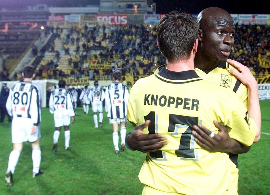 Νιρέν : «Ηταν πολύ όμορφα τα γκολ που πέτυχα κόντρα στον ΠΑΟΚ» (vid) | to10.gr
