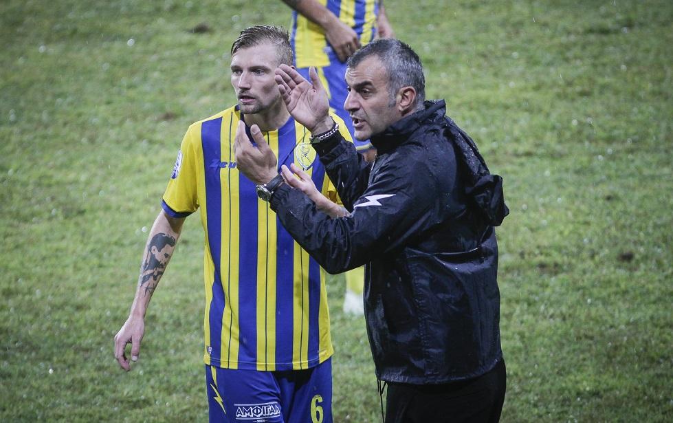 Νέο πρόβλημα στον Παναιτωλικό, αμφίβολος ο Έρικσον για το ματς με τον ΠΑΣ Γιάννινα | to10.gr