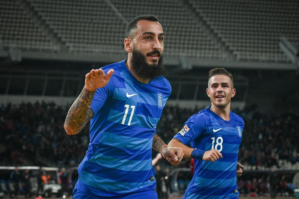 Ελλάδα – Ουγγαρία 1-0 | to10.gr