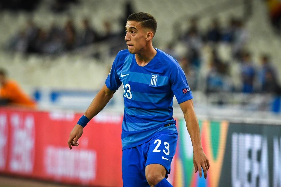 Τσιμίκας: «Ονειρευόμουν να αγωνιστώ με την Εθνική ομάδα» | to10.gr