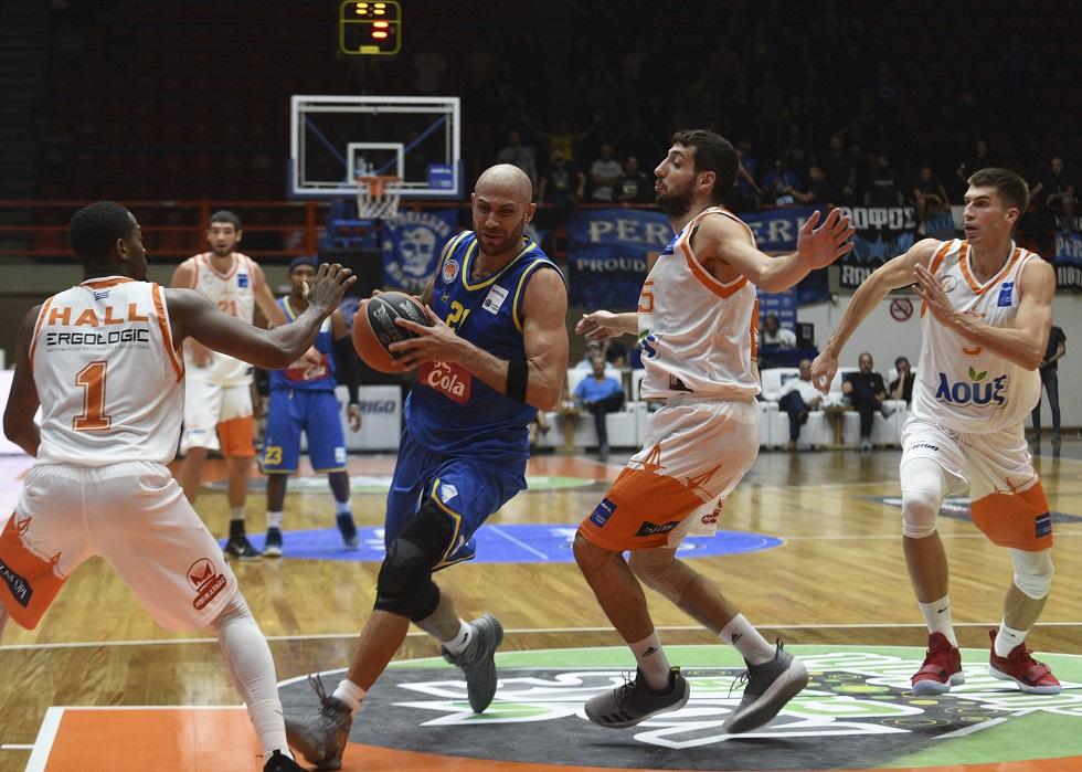 Βασιλόπουλος: «Δεν ήταν έκπληξη η νίκη του Περιστερίου» | to10.gr