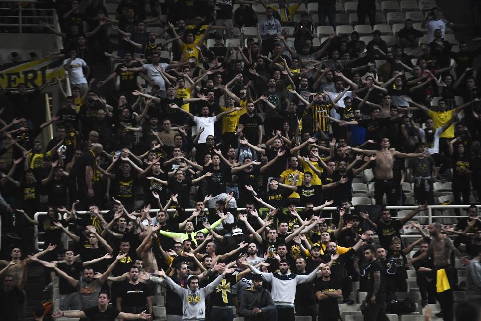 Οργή του λαού της ΑΕΚ στο ΟΑΚΑ | to10.gr