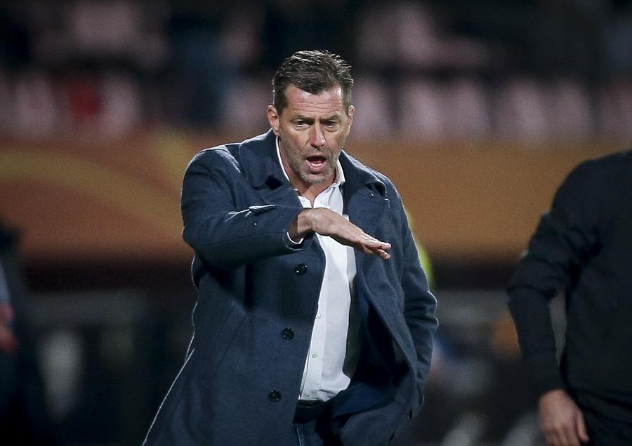 Σκίμπε για τη θέση του στην Εθνική: «Όλοι οι προπονητές βρίσκονται υπό πίεση» | to10.gr
