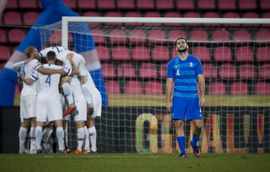 Φινλανδία – Ελλάδα: Ο «χορός» του Λουντ για το 2-0 με τον Καμαρά (vid) | to10.gr