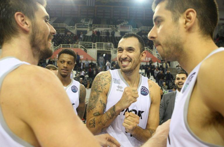 ΠΑΕ για τη νίκη επί της Ναντέρ στο μπάσκετ: «Μπράβο ΠΑΟΚΑΡΑ!»   to10.gr