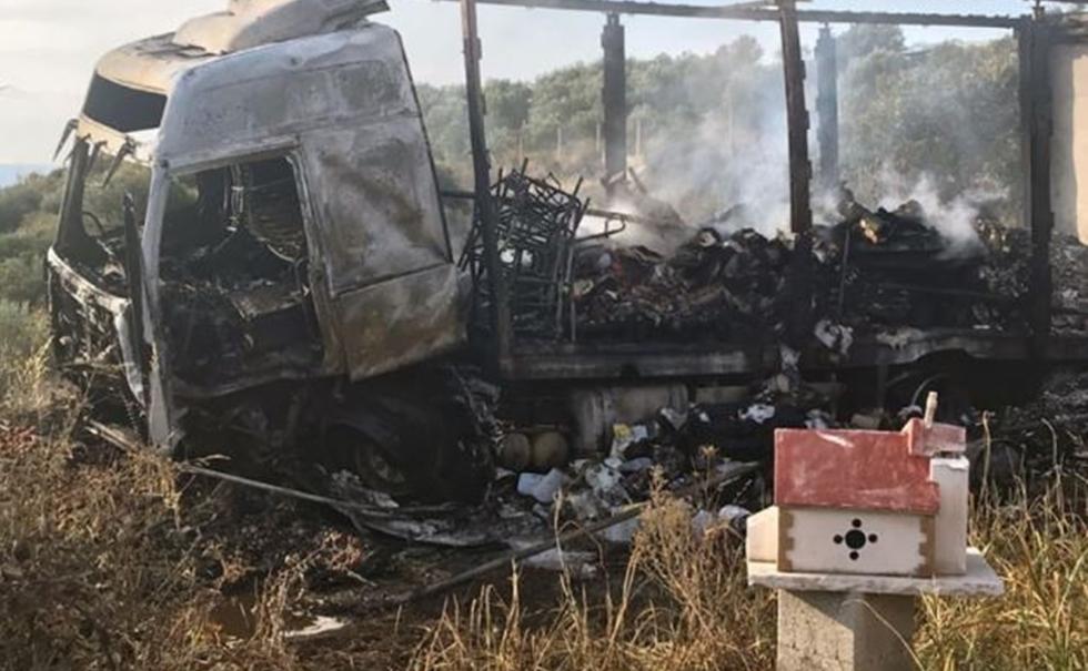 Τραγωδία στην Καβάλα: 11 άνθρωποι απανθρακώθηκαν σε τροχαίο | to10.gr