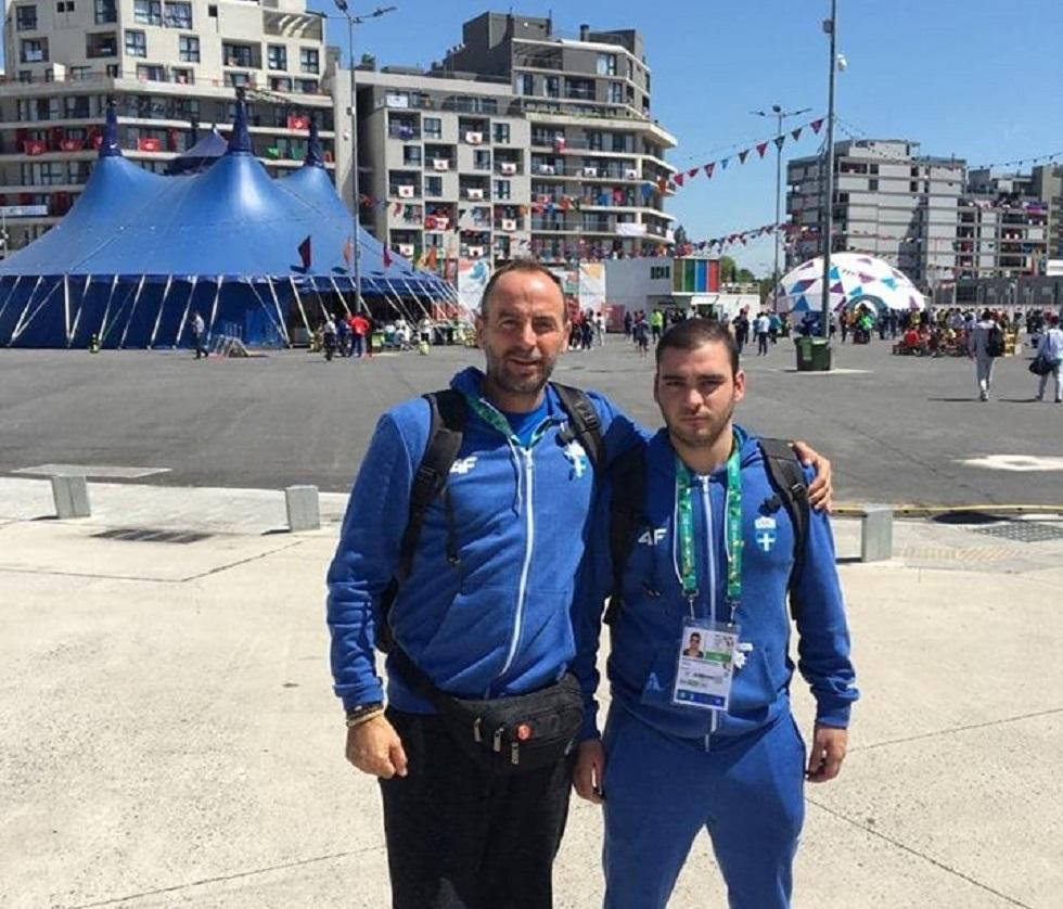 Βατσακλής: «Επιτυχία του Σγουρόπουλου η 5η θέση στο απλό και η 9η στο ομαδικό των Ολυμπιακών Αγώνων» | to10.gr
