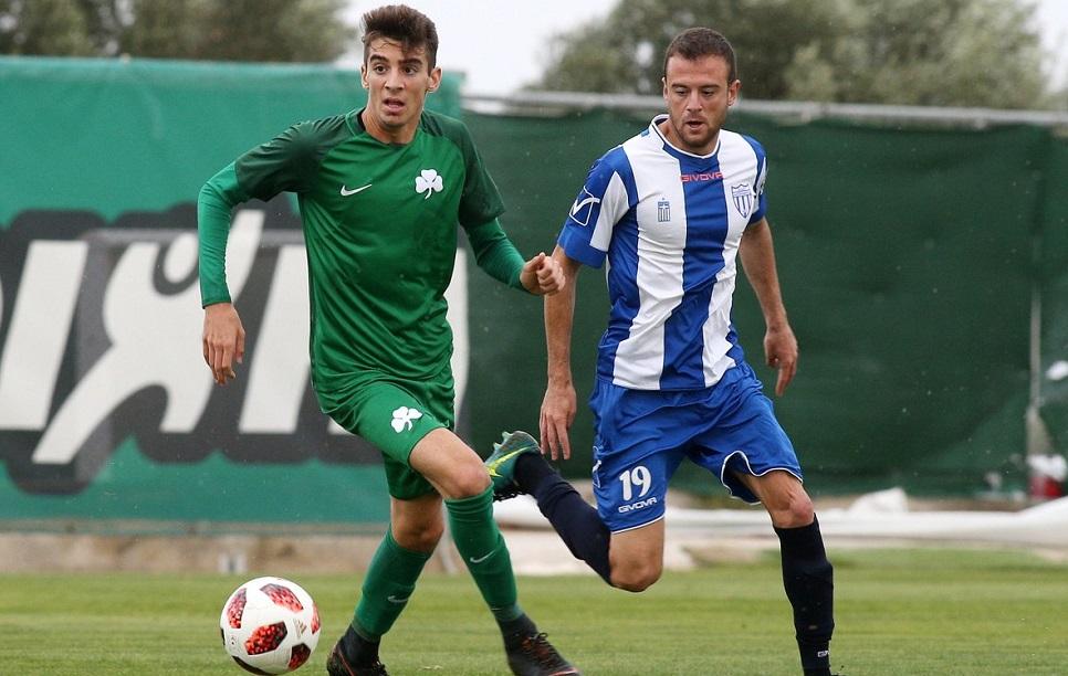 Η μικτή Ανδρών-Κ19 του Παναθηναϊκού 1-0 τον Αιγινιακό | to10.gr