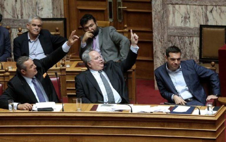 Πάνος Καμμένος και Νίκος Κοτζιάς απειλούν να κάψουν την κυβέρνηση | to10.gr