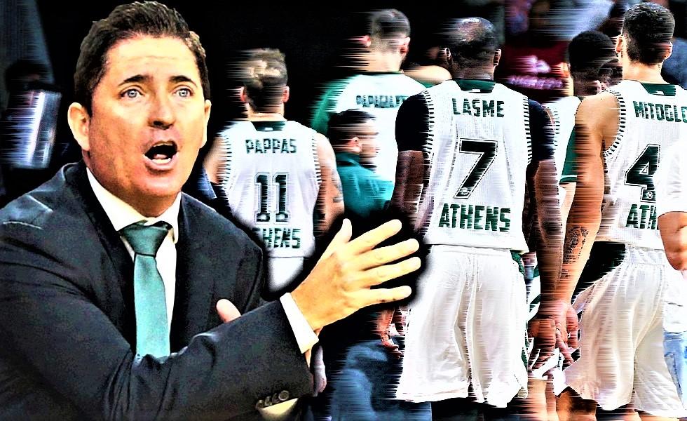 Μπάγερν-Παναθηναϊκός : Μπάσκετ αφέλειας | to10.gr