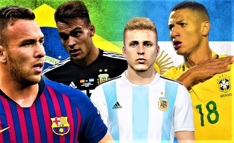 Τα νέα wonderkids της Αργεντινής και της Βραζιλίας (vids) | to10.gr