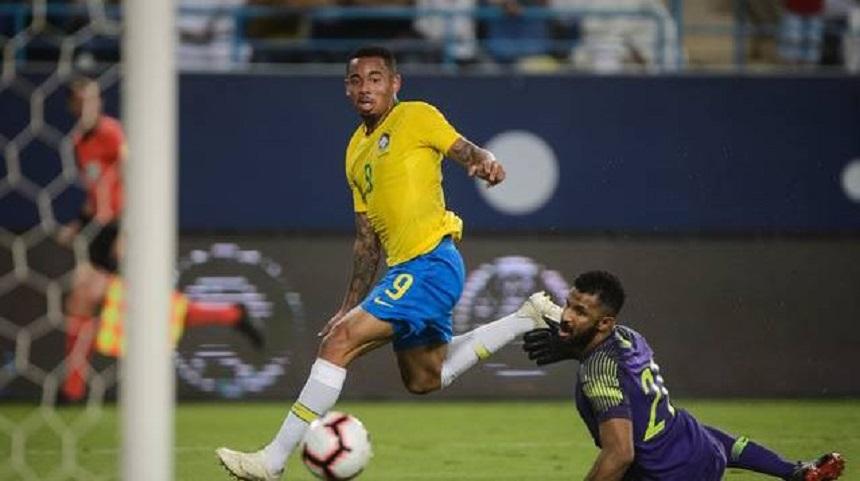 Βραζιλία – Σαουδική Αραβία 2-0   to10.gr