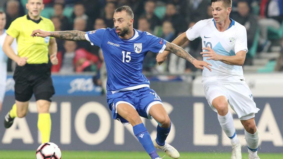 Σλοβενία – Κύπρος 1-1 | to10.gr