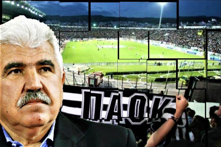 Παράσχος : «Πρώτο φαβορί για τον τίτλο ο ΠΑΟΚ» | to10.gr