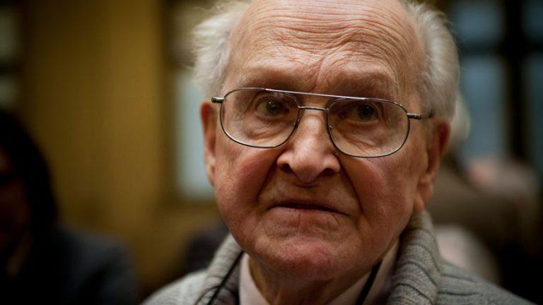 Πέθανε ο αρνητής του Ολοκαυτώματος Ρομπέρ Φορισόν | to10.gr