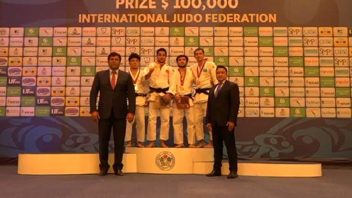 «Χάλκινος» πρωταθλητής κόσμου στο τζούντο ο Μαρκαριάν! (vid) | to10.gr