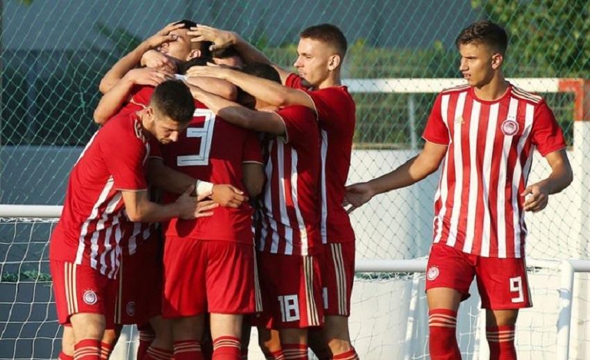 Super League Κ19: Ολυμπιακός – Παναθηναϊκός 3-1 | to10.gr