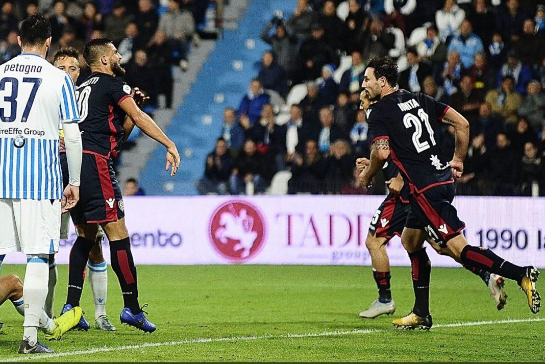 Σπαλ – Κάλιαρι 2-2 | to10.gr