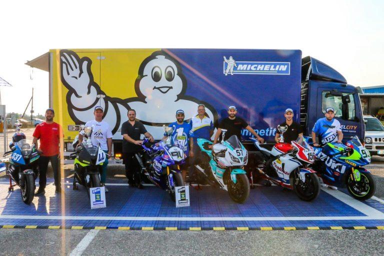 Δύο πανελλήνια πρωταθλήματα για τη Michelin   to10.gr