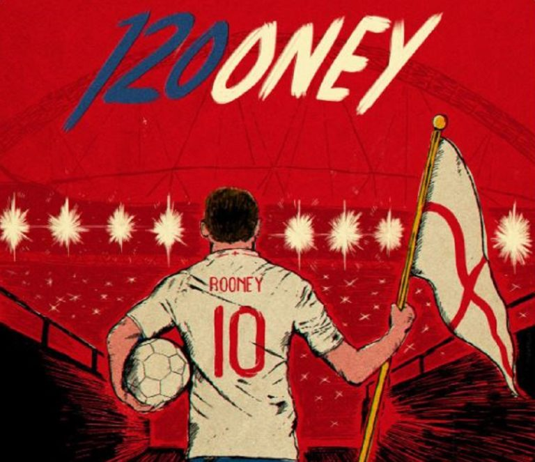 Τίμησαν τον Ρούνεϊ, στον αγώνα της Αγγλίας με την Αμερική | to10.gr
