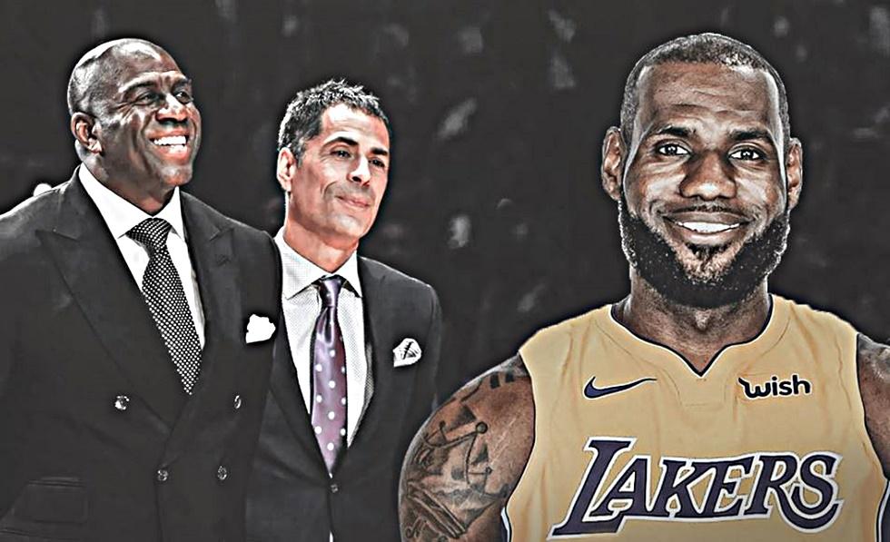 Έτσι σκοπεύουν οι Λέικερς να γίνουν και πάλι δυναστεία στο NBA 8e9b4c97ad8